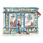 Paris BOULANGERIE 28 Postcards