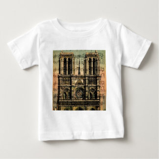 Paris Building Tshirt