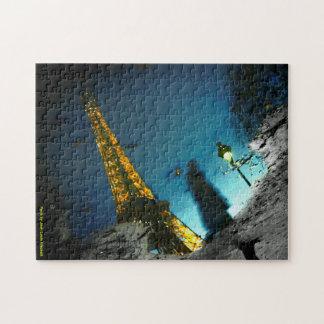 PARIS by Jean Louis Macault Jigsaw Puzzle