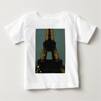 Paris by night, Tour Eiffel Baby T-Shirt