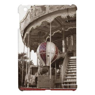 Paris Carousel Cover For The iPad Mini