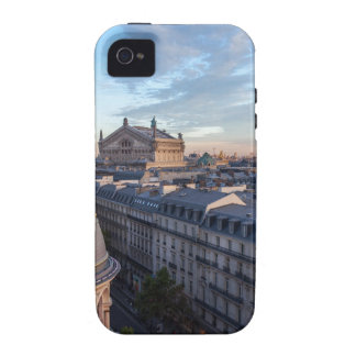Paris Vibe iPhone 4 Cover