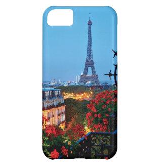 Paris iPhone 5C Cases