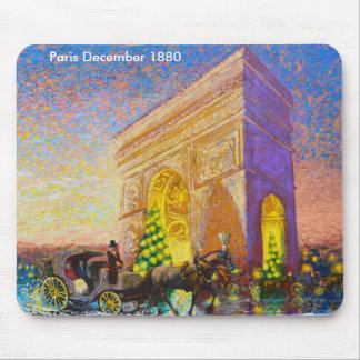 Paris - City Mousepad