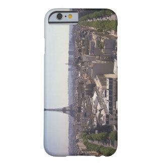 Paris cityscape,  Paris,  France Barely There iPhone 6 Case
