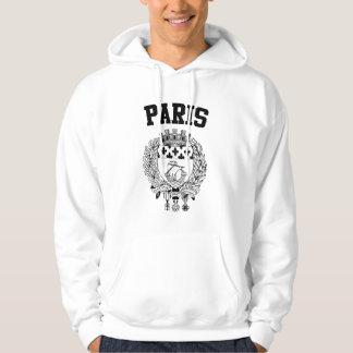 Paris Coat of Arms Hoodie