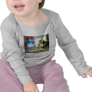 PARIS collage T Shirt