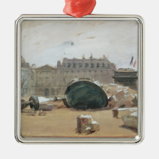Paris Commune Christmas Ornament