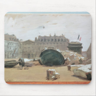 Paris Commune Mouse Mat