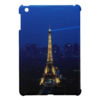 Paris Eifel Tower At Night iPad Mini Cover