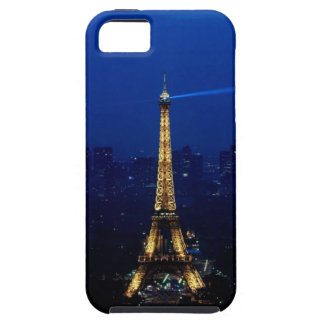 Paris Eifel Tower At Night iPhone 5 Case