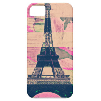 Paris Eiffel iPhone 5 Cases