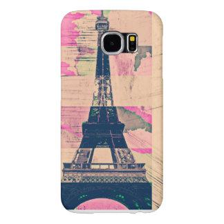 Paris Eiffel Samsung Galaxy S6 Cases