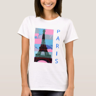 Paris Eiffel T-Shirt