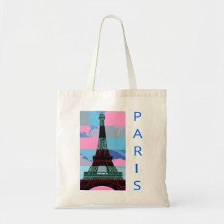 Paris Eiffel Tote Bag