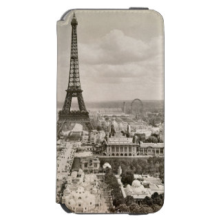 Paris: Eiffel Tower, 1900 Incipio Watson™ iPhone 6 Wallet Case