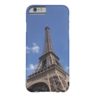 Paris Eiffel Tower against blue summer sky Barely There iPhone 6 Case