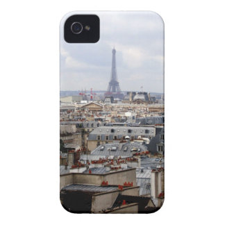 Paris Eiffel Tower Blackberry Bold Case