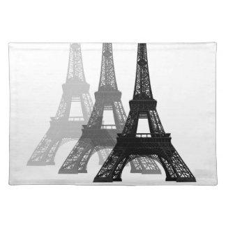 Paris Eiffel Tower Placemats
