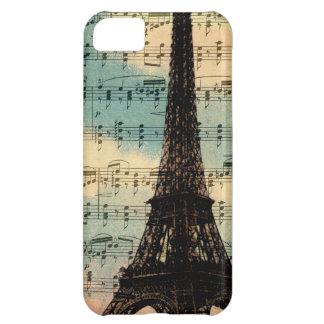 Paris Eiffel Tower iPhone 5C Case