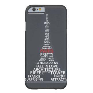 Paris Eiffel Tower iPhone 6 case