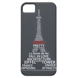 Paris Eiffel Tower iPhone Cover
