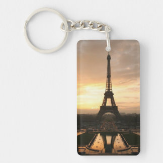 Paris Eiffel Tower keychain