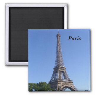 Paris - Eiffel Tower - Magnet