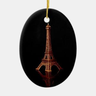 Paris Eiffel Tower Ornament