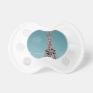 Paris Eiffel Tower Pacifier