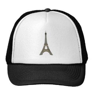 Paris: Eiffel Tower: Vector Drawing: Cap