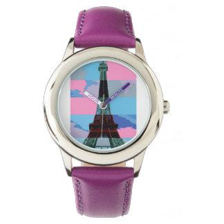 Paris Eiffel Watch