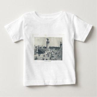 Paris Expo 1900, Le pont ALexandre III Baby T-Shirt