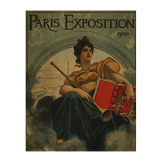 Paris Exposition 1900 - vintage French ad art