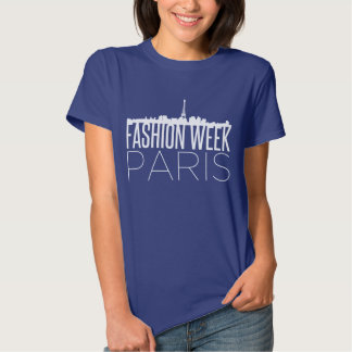 Paris Fashion Week Tshirt
