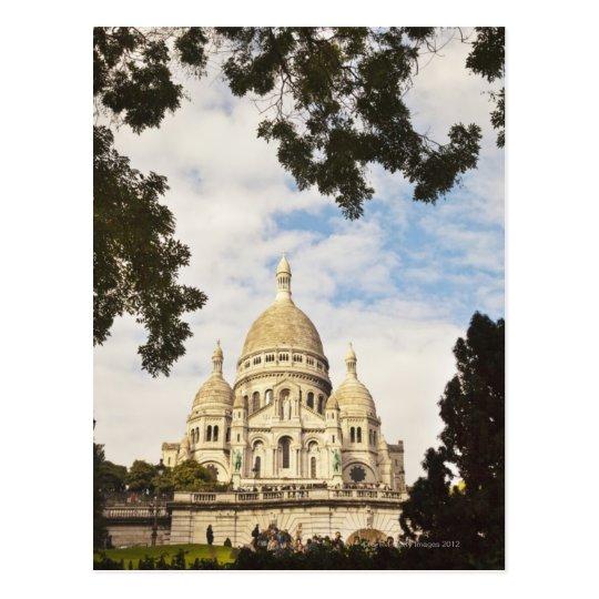 Paris, France 2 Postcard