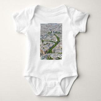 Paris, France Baby Bodysuit