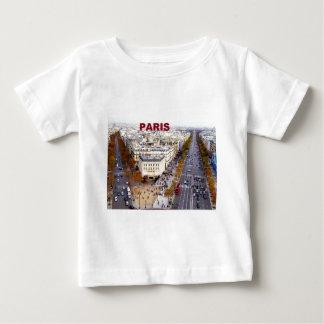 Paris France Champs Elysees (St.K) Baby T-Shirt