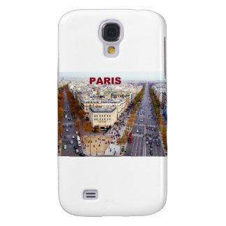 Paris France Champs Elysees (St.K) Galaxy S4 Case