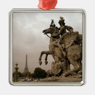 Paris, France Christmas Ornament