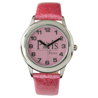 Paris France custom watches