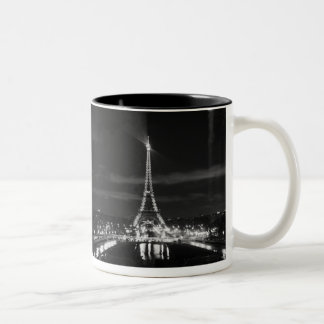 Paris France EIFFEL TOWER City of Lights MUG Cup