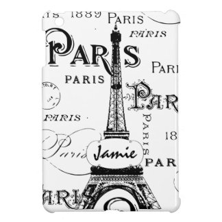 Paris France Gifts and Souvenirs iPad Mini Case