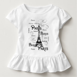 Paris France Gifts and Souvenirs Toddler T-Shirt