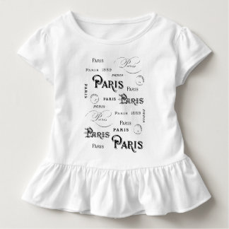 Paris France Gifts and Souvenirs T-shirt