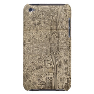 Paris France iPod Touch Case