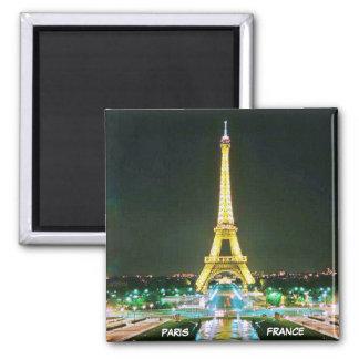 PARIS FRANCE REFRIGERATOR MAGNET
