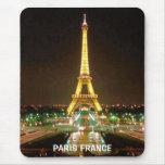 PARIS, FRANCE MOUSE PAD