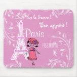 Paris France Mousepads