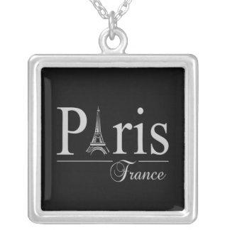 Paris France necklace